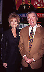 Kathlie Lee Gifford and Regis Philbin attends the N.A.T.P.E Convention on January 12, 1996 in Las Vegas.