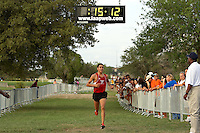 SAN ANTONIO , TX - SEPTEMBER 18, 2009: The Ricardo Romo/UTSA Cross Country Classic at the Brooks City Base. (Photo by Jeff Huehn)