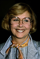 Andree Champagne<br /> , 13 fev 1985<br /> <br /> PHOTO : Agence Quebec Presse - Pierre Roussel