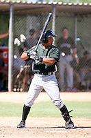 Robert De La Cruz - Colorado Rockies - 2010 Instructional League.Photo by:  Bill Mitchell/Four Seam Images..