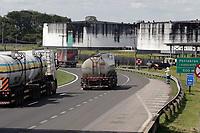 08/03/2021 - MOVIMENTAÇÃO DE CAMINHÕES TANQUE NA REPLAN
