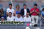 Rafa Nadal V Grigor Dimitrov in Madrid, Spain. May 08, 2015. (ALTERPHOTOS/Victor Blanco)