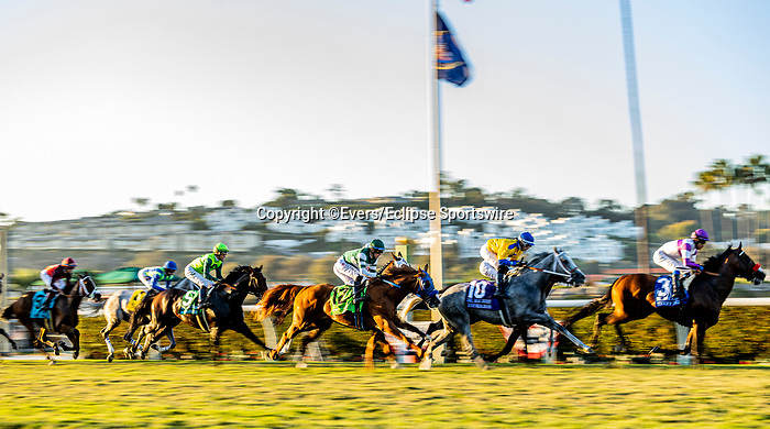 SEPTEMBER 04 2021:  The 2021 Del Mar Derby at Del Mar Fairgrounds in Del Mar, California on September 04, 2021. Evers/Eclipse Sportswire/CSM