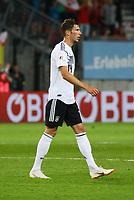 Leon Goretzka (Deutschland Germany) - 02.06.2018: Österreich vs. Deutschland, Wörthersee Stadion in Klagenfurt am Wörthersee, Freundschaftsspiel WM-Vorbereitung
