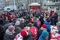 2017/11/29 Berlin | Gewerkschaft | GEW-Protest