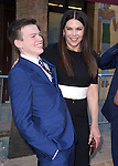 Josh Wiggins and Lauren Graham attends The Warner Bros. Pictures' L.A. Premiere of MAX held at The Egyptian Theatre  in Hollywood, California on June 23,2015                                                                               © 2015 Hollywood Press Agency