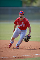 St. Louis Cardinals Chris Chinea (41) during a minor league Spring Training game against the New York Mets on March 28, 2017 at the Roger Dean Stadium Complex in Jupiter, Florida.  (Mike Janes/Four Seam Images)