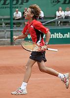 12-8-06,Den Haag, Tennis Nationale Jeugdkampioenschappen, Justin Eleveld wint
