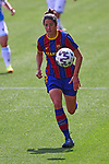 Liga IBERDROLA. Game 26.<br /> FC Barcelona vs RC Deportivo: 9-0.<br /> Marta Torrejon.