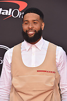 LOS ANGELES, USA. July 10, 2019: Odell Beckham Jr at the 2019 ESPY Awards at the Microsoft Theatre LA Live.<br /> Picture: Paul Smith/Featureflash