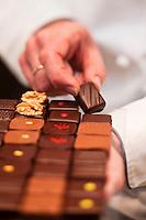 Europe/France/Aquitaine/64/Pyrénées-Atlantiques/Béarn/Pau:   Les belles ganaches de Xavier Berger Chocolatier