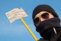 2014/02/01 Berlin | Protest gegen Vorratsdatenspeicherung