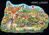 Liz,REALISTIC ANIMALS, REALISTISCHE TIERE, ANIMALES REALISTICOS, LizDillon, paintings+++++,USHCLD0355,#A#, EVERYDAY