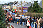 Funeral of Minister of State Shane McEntee 2012