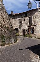 Europe/France/Midi-Pyrénées/81/Tarn/Cordes: Rue de la Barbacanne