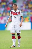 Lukas Podolski of Germany