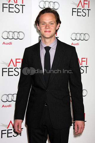 HOLLYWOOD, CA - NOVEMBER 08: Joseph Cross at the 'Lincoln' premiere during the 2012 AFI FEST at Grauman's Chinese Theatre on November 8, 2012 in Hollywood, California. Credit: mpi21/MediaPunch Inc.