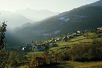 Europe/France/Aquitaine/64/Pyrénées-Atlantiques/Bilhères: La vallée d'Ossau