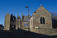 McLellan's Castle, Kirkcudbright, Galloway<br /> <br /> Copyright www.scottishhorizons.co.uk/Keith Fergus 2011 All Rights Reserved