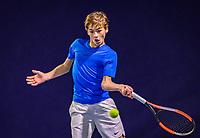 Hilversum, Netherlands, December 2, 2018, Winter Youth Circuit Masters, Boudewijn Willems (NED)<br /> Photo: Tennisimages/Henk Koster