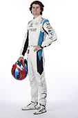 Colton Herta, Harding Steinbrenner Racing Honda, portrait