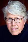 Douglas Preston, American writer and crime novelist at book fair Quai du Polar in Lyon, April 2018. Douglas Preston, American writer.
