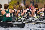 University of Vermont, Collegiate Eights Women, Rowing, 2006 Head of the Charles Regatta, Charles River, Cambridge, Massachusetts, USA, University of Vermont, Collegiate Eights Women,