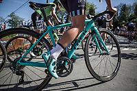 21st La Flèche Wallonne Femmes <br /> 1 day race: Huy - Huy (118,5KM)