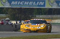 #4  Corvette Racing  Corvette  class: GTS