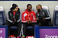 Saturday, 9 March 2013<br /> <br /> Pictured: <br /> <br /> Re: Barclays Premier League West Bromich Albion v Swansea City FC  at the Hawthorns, Birmingham, West Midlands