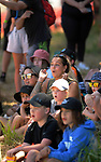 Spectators watch the River Race. 2021 New Zealand Motocross Grand Prix at Old Gorge Road in Woodville , New Zealand on Sunday, 31  January 2021. Photo: Dave Lintott / lintottphoto.co.nz