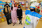 The staff in Tesco's in Manor West Shopping Centre doing a fundraiser on Saturday, for Temple Street Hospital for a CT Scanner.<br /> Front right: Nicole Nabarca. Back l to r: Denise Pickers, Lauren Quinn and Joan Walsh.