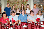 Enjoying the evening in Cassidys on Thursday. <br /> Seated l to r: Brid Hynes, Jackie, Paul, Elaine and Karen Browne. Back l to r: Paul, Sinead, Anna, Lauren and Chloe Wynne and Eoin McGrath