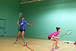 U13's 2017 - Girls Doubles - Finals Day