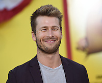 Glen Powell @ the premiere of 'Sausage Party' held @ the Regency Village theatre.<br /> August 9, 2016