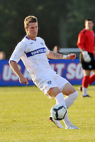 Alex Semenets, Vancouver Whitecaps...AC St Louis and Vancouver Whitecaps played to a 0-0 tie at Anheuser-Busch Soccer Park, Fenton, Missouri.