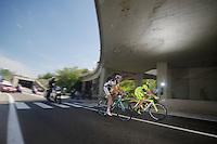 Giro d'Italia stage 13.Savano-Cervere: 121km..Martijn Keizer & Francesco Failli are the break