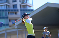 Sieun Ha. Day two of the Renaissance Brewing NZ Stroke Play Championship at Paraparaumu Beach Golf Club in Paraparaumu, New Zealand on Friday, 19 March 2021. Photo: Dave Lintott / lintottphoto.co.nz