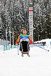Colette Bourgonje, Vancouver 2010 - Para Nordic Skiing // Ski paranordique.<br /> Colette Bourgonje competes in Para Nordic Skiing // Colette Bourgonje participe en ski paranordique. 14/03/2010.