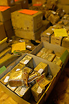Dunsfold Landrovers Series 1 Parts Weekend 22-24/10/2004, Dunsfold, UK. New old stock Series 1 Landrover parts in their original packaging. --- No releases available. --- The garage Dunsfold Landrovers (DLR) was established in 1968 in Dunsfold, Surrey, UK. Due to the ever growing number of Land Rover vehicles the Dunsfold Collection of Land Rovers was launched in 1993. Supported by the company Land Rover and the Gaydon Heritage Centre today Dunsfold is maintaining the biggest and most varied collection of Land Rovers in the world. Because of the enormous quantity of original spare parts for older Land Rovers that are now stored in Dunsfold, every now and then a theme-event is held.