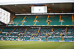 Celtic Park midway through the first half