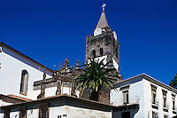 Portugal, Madeira, Kathedrale (Se)  in Funchal