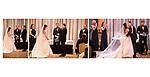 Giulia and PJ's December Micro Wedding<br /> Il Villaggio, New Jersey