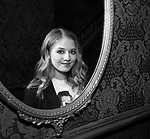 "Jackie Evancho in rehearsal for new show ""The Debut"" inspired by the great tradition of Broadway musicals at Feinsteins/54 Below on June 11, 2019 in New York City."