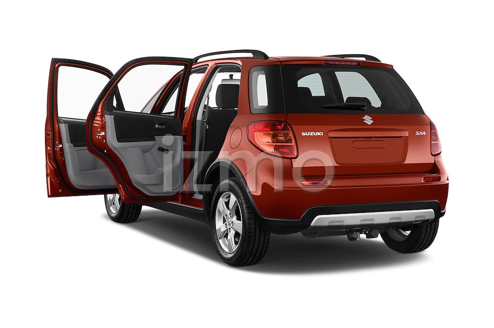 Car images of a 2013 Suzuki SX4 Grand Luxe Exterior 5 Door SUV 2WD Doors