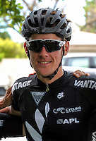NZ's Michael Vink. CI Oceania Tour - NZ Cycling Classic stage two - Masterton to Martinborough circuit in Wairarapa, New Zealand on Thursday, 21 January 2016. Photo: Dave Lintott / lintottphoto.co.nz