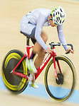 Pang Yao of the IND competes in Women Elite - Omnium IV Points Race 25KM during the Hong Kong Track Cycling National Championship 2017 on 25 March 2017 at Hong Kong Velodrome, in Hong Kong, China. Photo by Chris Wong / Power Sport Images
