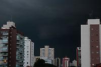 São Paulo, SP 14.03.2019: CLIMA-SP - Tempo fechado na tarde desta quinta-feira (14), no bairro da Vila Mariana, zona sul da capital paulista. (Foto: Ale Frata/Codigo19)