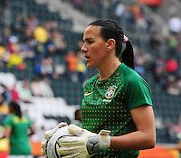 Fifa Women's World Cup Germany 2011 : Brazil - Australia  at Borussia - Park in Munchengladbach : Andreia.foto DAVID CATRY / Vrouwenteam.be