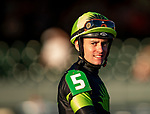 OCT 05: Flavien Prat wins the Shadwell Turf Mile at Keeneland Racecourse, Kentucky on October 05, 2019. Evers/Eclipse Sportswire/CSM